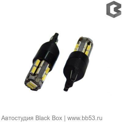 Светодиоды T10 в габариты