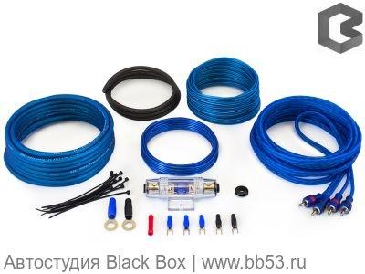 Комплекты проводов для усилителей