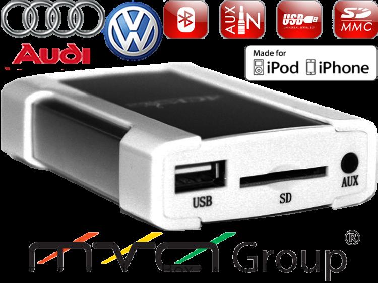 Адаптеры чейнджера USB/SD/AUX