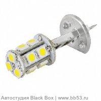 Светодиодные лампы ПТФ и фары