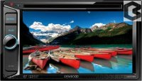 "Kenwood DDX-155 [6.2""/DVD/mp3/USB/AV In/AV Out/3 RCA out]"