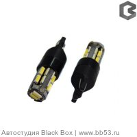 DIXEL PREMIUM CANBUS T10 (W5W) 18 4014 SMD, белый, 396Lm, 12V