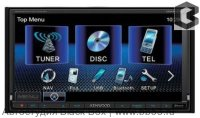 "Kenwood DDX-6051BT [7""/DVD/Bluetooth/mp3/USB/AV In/AV Out/пульт]"