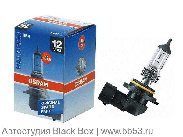 HB4 9006 Osram Original Line BOX 1 51W 1000Lm P22d