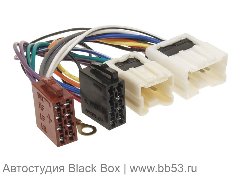 ACV AD12-1533 Nissan Almera Classic/Micra/Note [провод ISO-OEM]