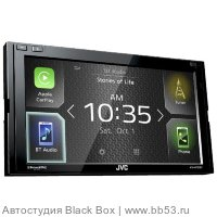 "JVC KW-M730BT [6.8""/13EQ/Bluetooth/mp3/USBх2/AV In mini jack/AV Out/3 RCA out/пульт]"