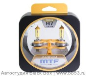 H7 MTF Light Aurum 3000K [EUROBOX 2 шт. 55W PX26d]