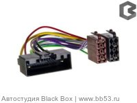 Intro ISO FO-11 Ford Focus 11->/C-Max 10-> [провод ISO-OEM]