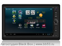 "RedPower 15001 [7""/емкостной дисп./без DVD/WINCE 6.2В + Android box 4.1/TV/3G/WiFi/Bluetooth/2USB]"