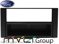 ACV PR34-1014 Рамка Ford Focus II/Fiesta/Fusion (05->)/C-max (02->) 1/2din с карманом