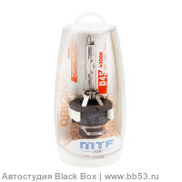 Ксенон лампа MTF Light D4S 4300K ORIGINAL 42V 35W 3434Lm (OEM)