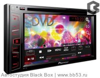 "Pioneer AVH-170 [6,2"" WVGA/DVD/mp3/USB/2 AV In/2 RCA out/любая подсветка/2015]"