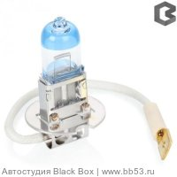 H3 Osram NIGHT BREAKER UNLIMITED +110% 64151NBU-01B [блистер 1 шт. 55W 1450Lm PK22s+110%]