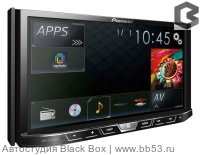 "Pioneer AVH-X4700DVD [MIXTRAX/7"" WVGA/DVD/mp3/rear USB/2 AV In/3 RCA/любая подсветка]"