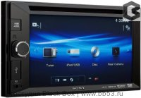 "Sony XAV-65 [6.1"" WVGA/DVD/mp3/USB/2 AV In/5.1]"