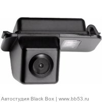 "Intro VDC-013 Ford Fiesta,Focus,Kuga 08->/Mondeo,S-Max 06->10 [матрица 1/3"" CMOS /угол 170 гр./цвет]"