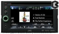 "JVC KW-AV51EE [6.1""/DVD/mp3/USB/AV In/AV Out/3 RCA out]"