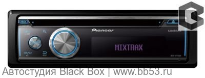 Pioneer DEH-X7750UI [MIXTRAX/mp3/rear USB/3 RCA out Sub control/любая подсветка]